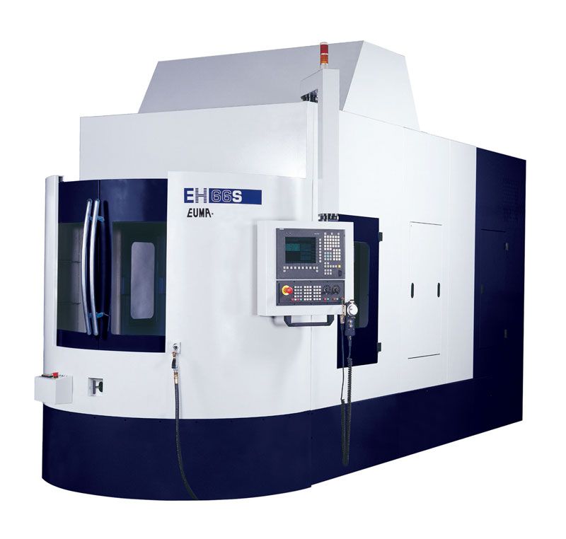 EH-66S high limit horizontal machining center