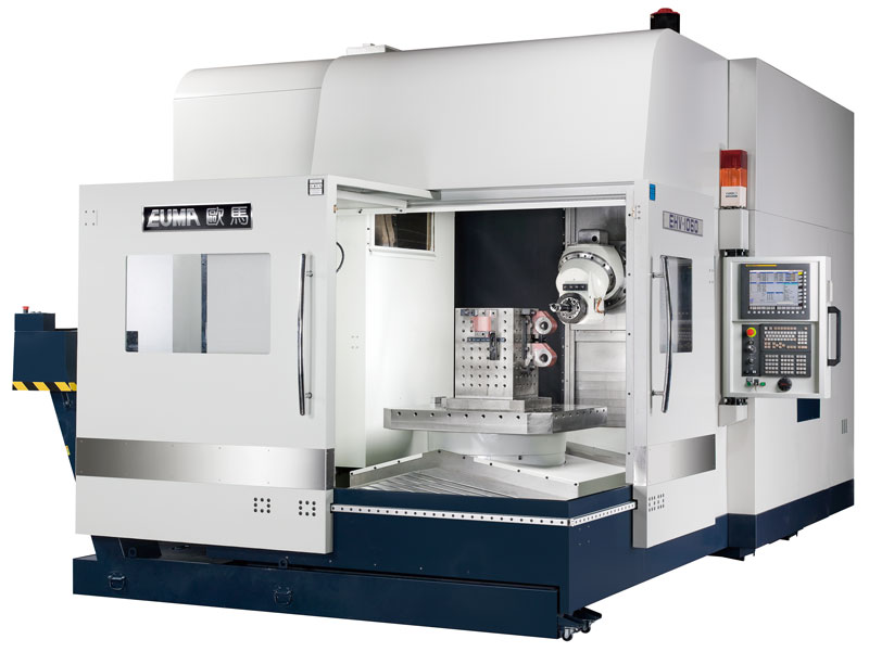 EH-80EV The high limit ofhorizontal machining cent
