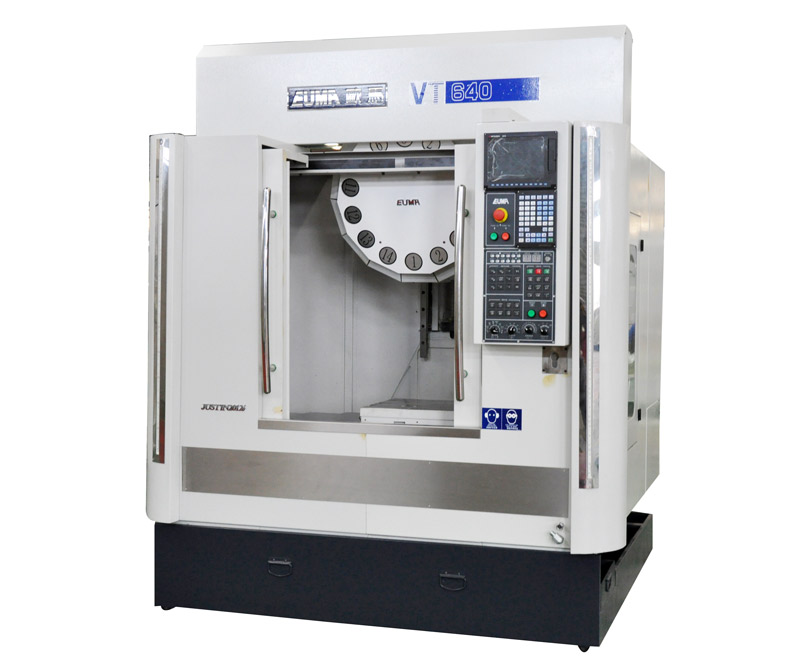 VT-540~640High Speed Tapping Center